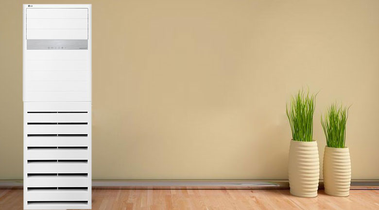 Máy lạnh tủ đứng LG APNQ48GT3E3 5 HP inverter