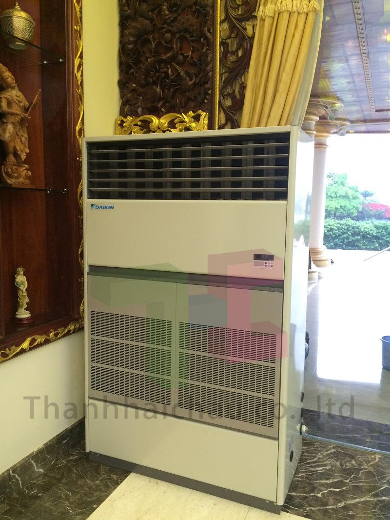 Máy lạnh tủ đứng 10 HP Daikin FVGR10NV1