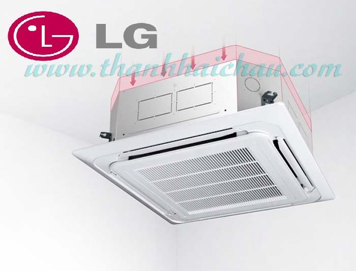 Đơn vị cung cấp máy lạnh âm trần cassette LG inverter giá rẻ số 1 cho công trình tại Bình Dương 1