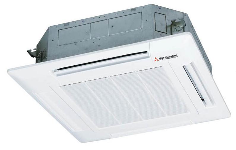 máy lạnh âm trần mitsubishi heavy