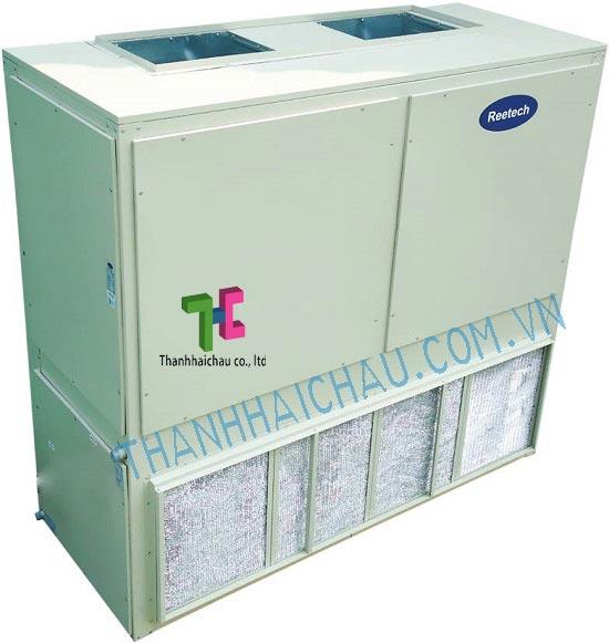 Máy lạnh tủ đứng 10 HP Reetech nối ống gió