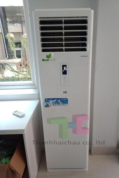 máy lạnh tủ đứng Sumikura 4HP APF/APO-360