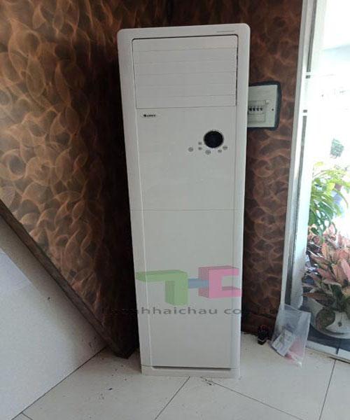 máy lạnh tủ đứng gree 2HP GVC18AG