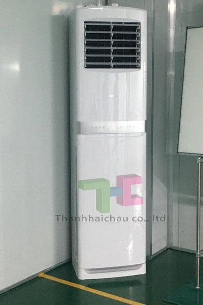 máy lạnh tủ đứng Nagakawa 5HP NP-C50DHS