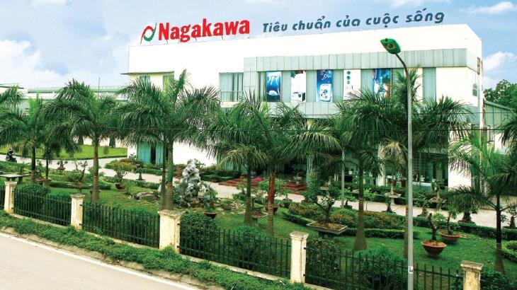 nhà máy sản xuất máy lạnh tủ đứng nagakawa