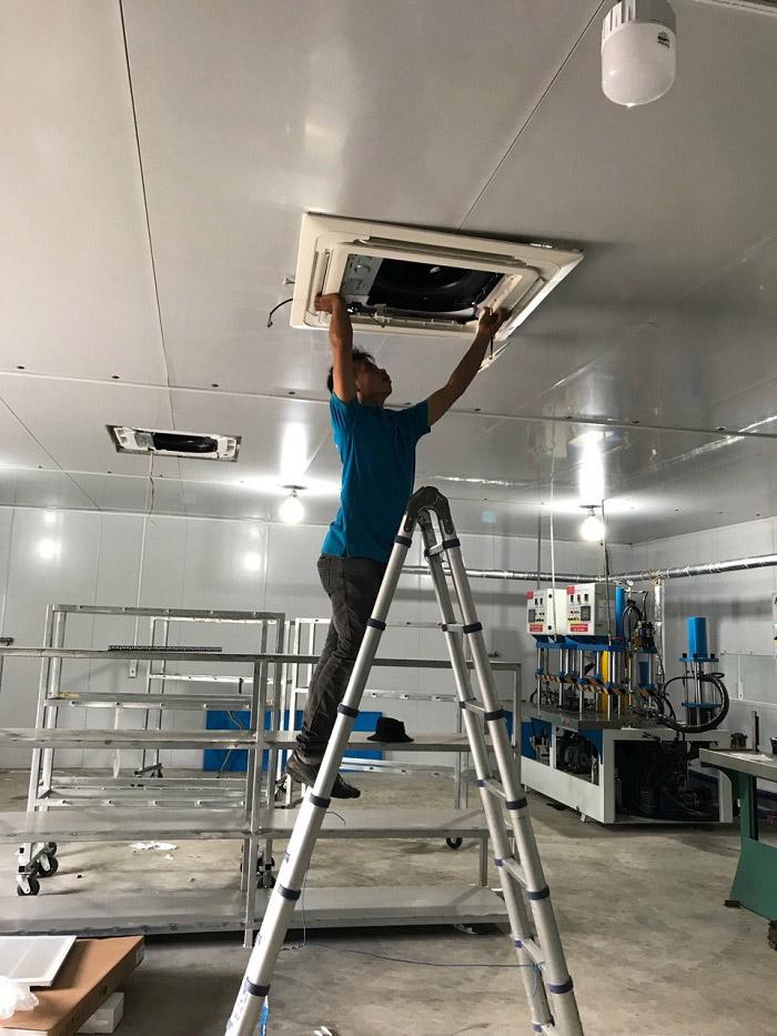 Điểm bán máy lạnh âm trần - Thi công lắp đặt uy tín chất lượng tại tp. HCM