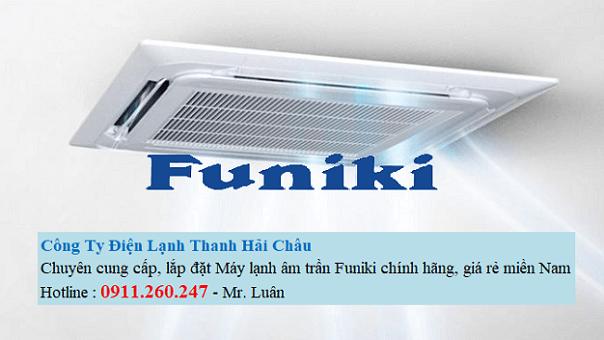 Máy lạnh điều hòa âm trần Funiki có những tính năng nổi bật nào?