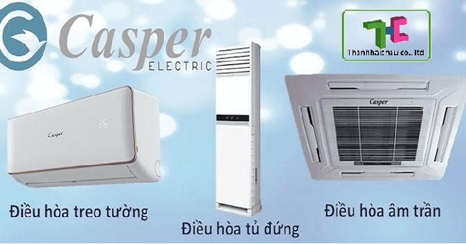 Giới thiệu về điều hòa máy lạnh Casper, thương hiệu này có tốt không?