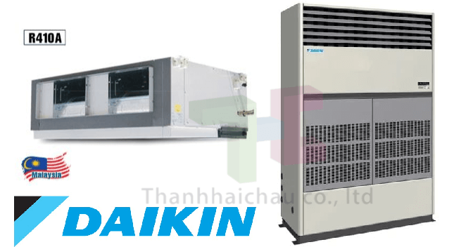 Máy lạnh - điều hòa Daikin 10 HP có những model nào?