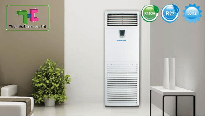 Vì sao nên chọn mua máy lạnh điều hòa tủ đứng Midea?