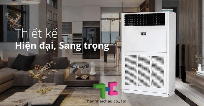 Máy lạnh tủ đứng Midea MFA-96CRDN1 10 HP dùng cho công nghiệp