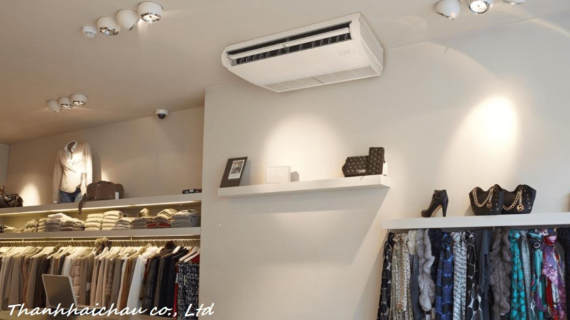 Điểm cung cấp máy lạnh áp trần Daikin chính hãng giá rẻ nhất miền Nam