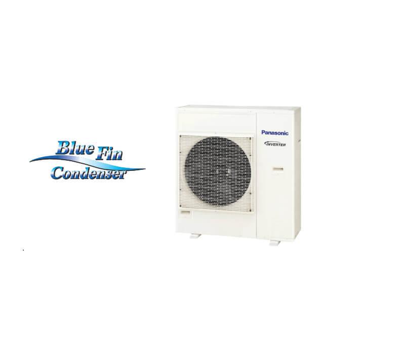 Dàn nóng multi Panasonic CU-4S34SBH 4 HP 34100 Btu 10 kW