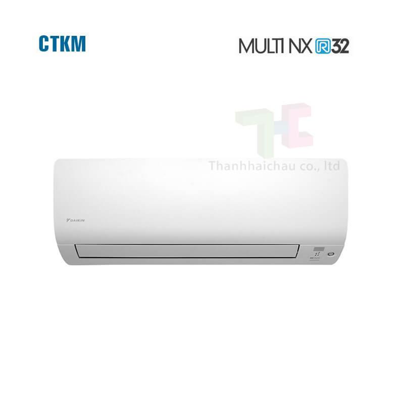 Dàn Lạnh Treo Tường Multi Daikin CTKM25RVMV 1 HP Gas R32