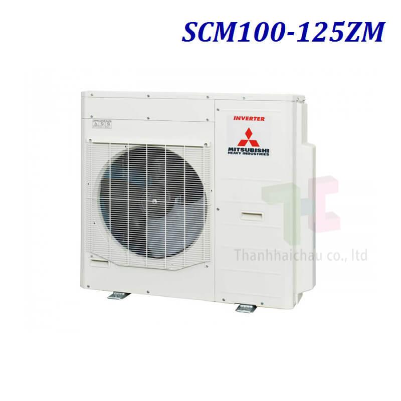 Dàn Nóng Máy Lạnh Multi Mitsu Heavy SCM100ZM-S 4 HP 34100 Btu