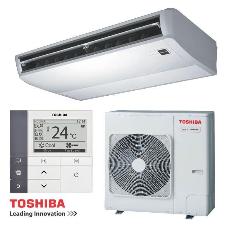 Máy lạnh áp trần Toshiba RAV-130CSP-V 1.5 HP 13000 BTU