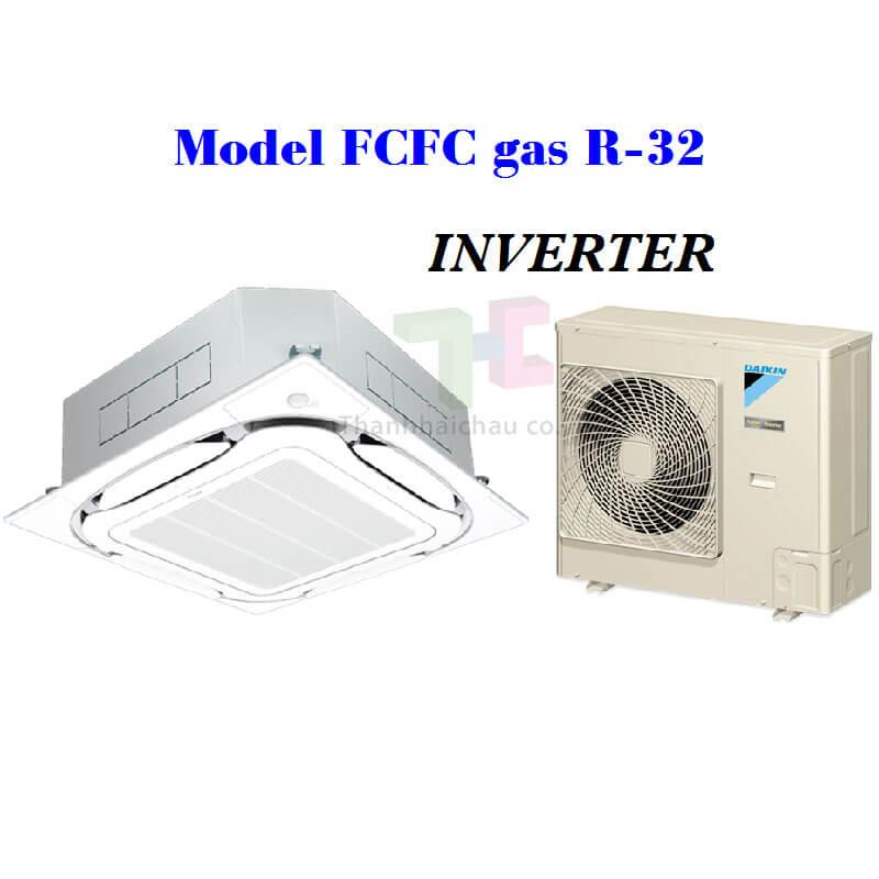 Máy lạnh âm trần Daikin FCFC71DVM 24200 Btu 3 HP 1 pha