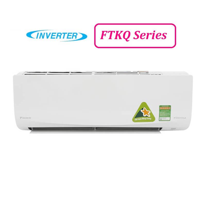 Máy Lạnh Treo Tường Daikin FTKQ25SAVMV 1 HP 9000 Btu Inverter