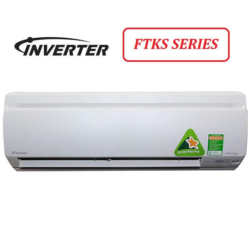 Máy Lạnh Treo Tường Daikin FTKS60GVMV 2.5 HP 20500 Btu Inverter
