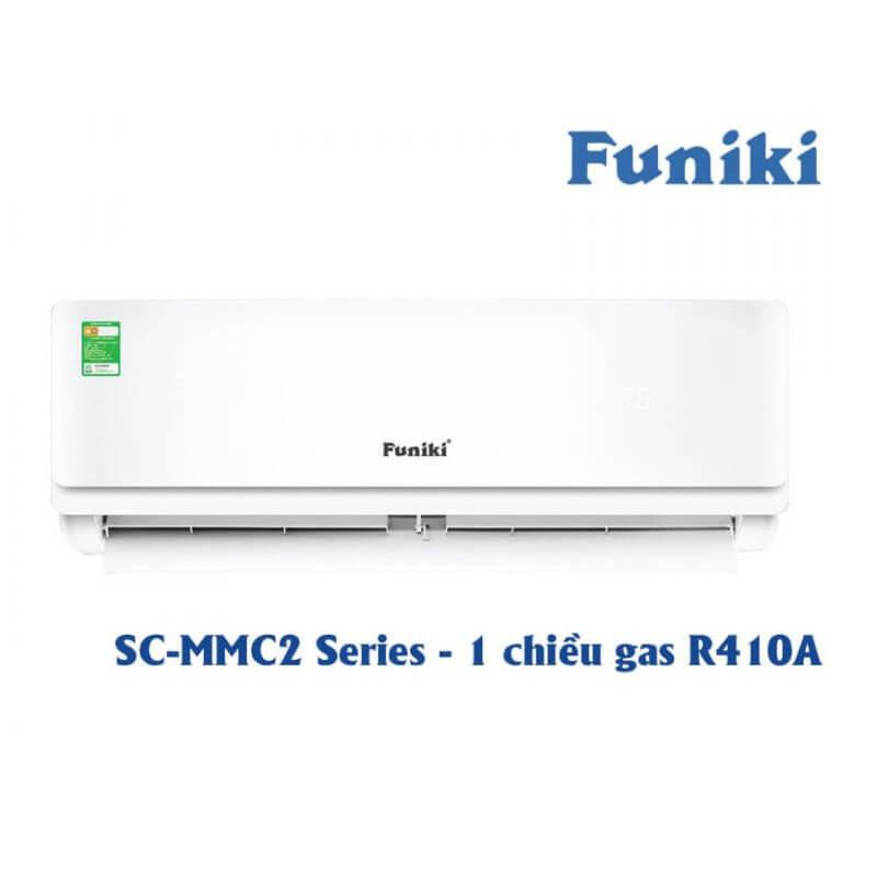 Máy Lạnh Treo Tường Funiki SC09MMC2 1 HP 9000 Btu