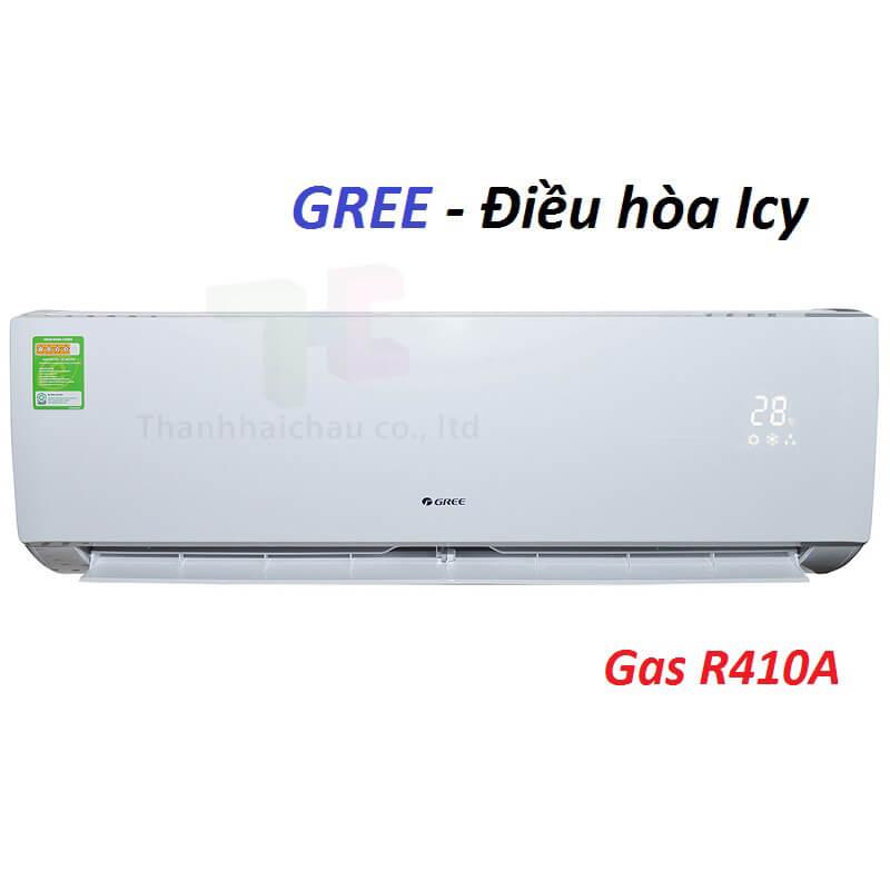 Máy Lạnh Treo Tường Gree GWC12IC 1.5 HP 12000 Btu