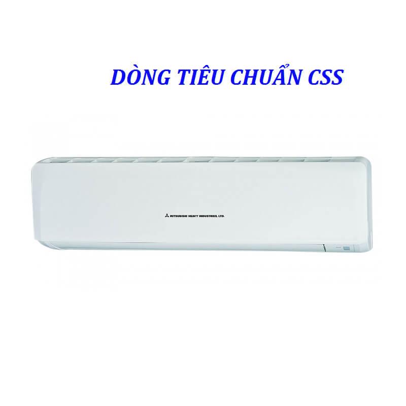 Máy Lạnh Treo Tường Mitsubishi Heavy SRK25CSS-S5 2.5 HP 25249 Btu