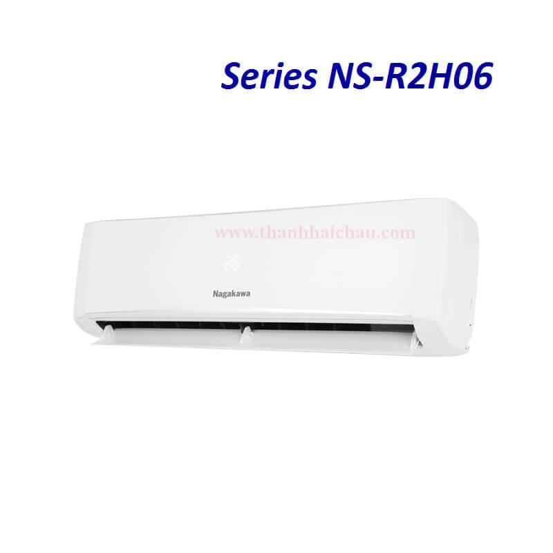 Máy lạnh treo tường Nagakawa NS-C18R2H06 2 HP 18000 Btu