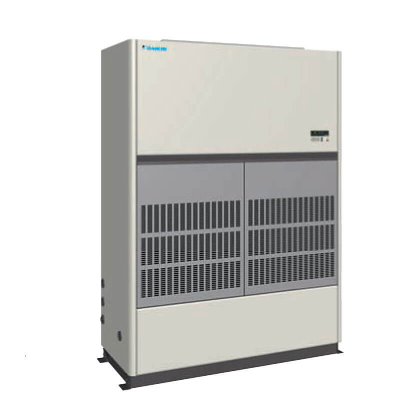 Máy lạnh tủ đứng Daikin nối ống gió FVPGR10NY1 10 HP