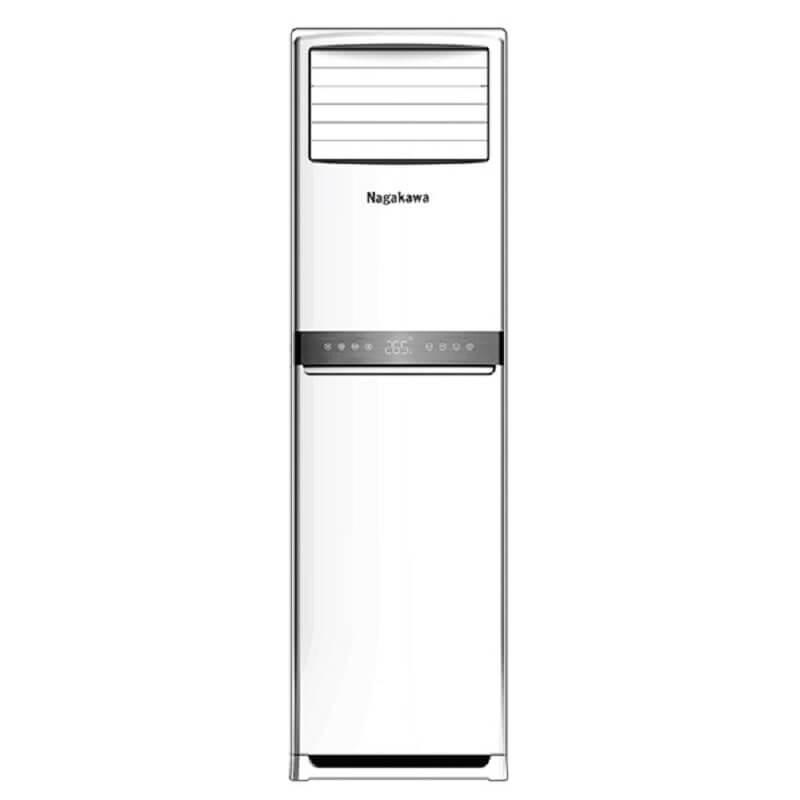 Máy Lạnh Tủ Đứng Nagakawa NP-C28DHS 3 HP 28000 Btu