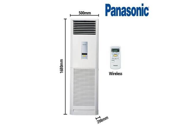 Máy lạnh tủ đứng Panasonic CU/CS-C28FFH 3 HP 24600 Btu
