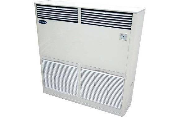 Máy lạnh tủ đứng Reetech RS100/RC100‑L1A 10 HP 100000 Btu