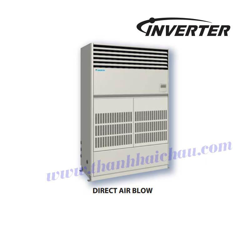 Máy lạnh tủ đứng Daikin FVGR200PV1 8 HP Inverter thổi trực tiếp