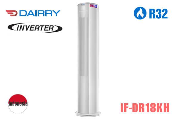 Máy lạnh tủ đứng Dairry IF-DR18KH 18000 Btu 2 HP inverter