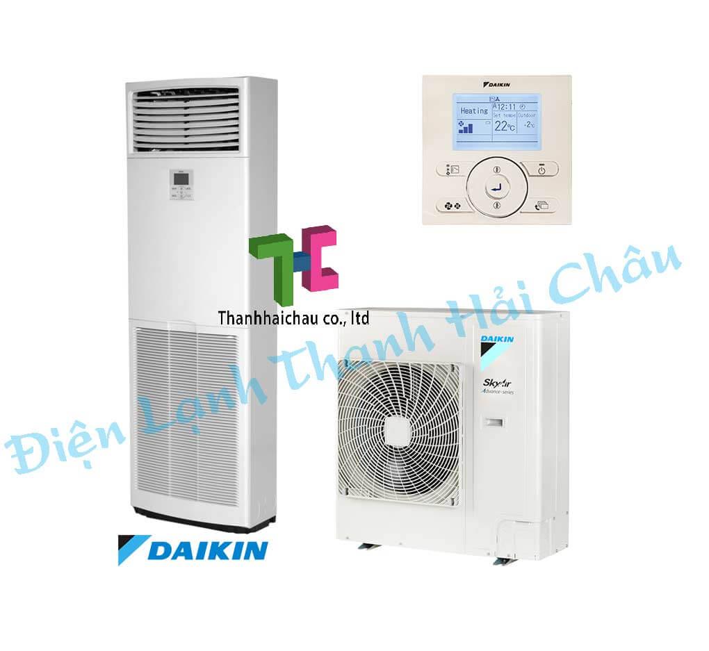 Máy lạnh tủ đứng Daikin FVQ140CVEB 5.5 HP 47.800 Btu 3 pha