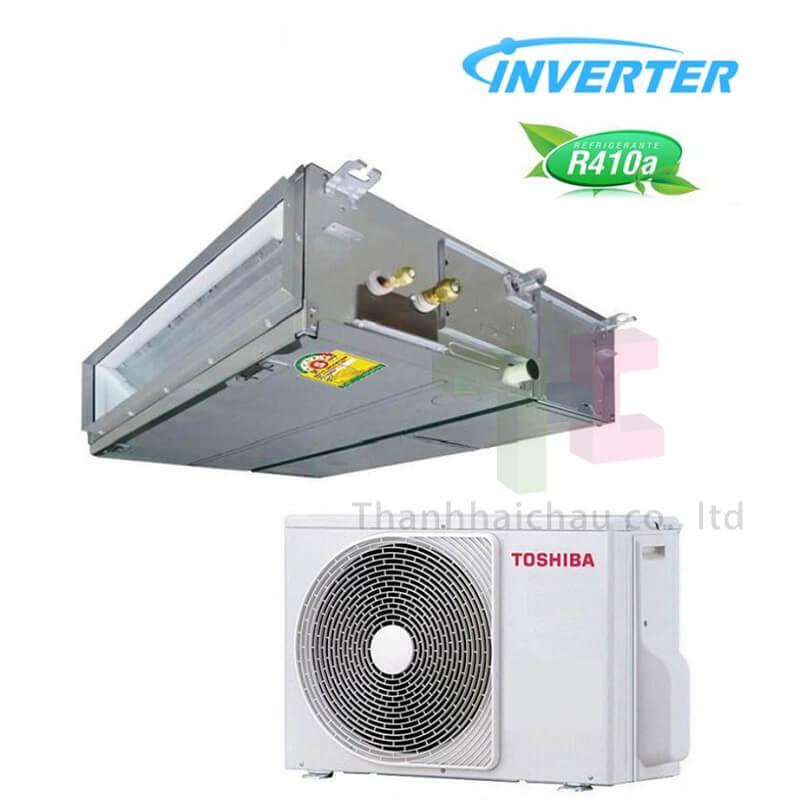 Máy Lạnh Giấu Trần Toshiba RAV-SE401BP-V 1.5 HP inverter