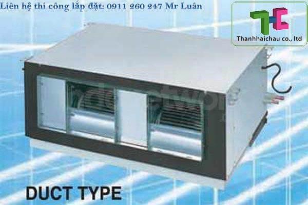 Máy lạnh giấu trần nối ống gió Daikin FDR10NY1 10 HP 100.000 Btu